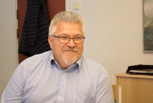 Kenneth Eriksson, Norrtälje kommuns fastighetschef.