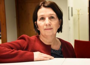 Katarina Jensstad, förvaltningschef för välfärdsförvaltningen, Örnsköldsviks kommun.