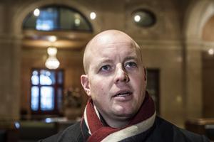 Sverigedemokraten Björn Söder. Foto: Lars Pehrsson/TT