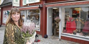 Malungsbutiken är en av tre nominerade till Norrtälje Handelsstads utmärkelse