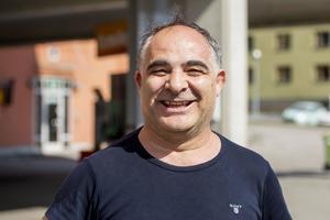Isa Altuntas, 53 år, pizzabagare, Njurundabommen: