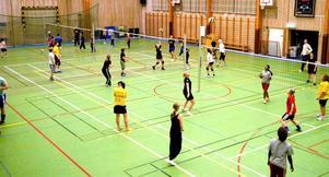 Säters IF föreslås få 32 000 kronor för att låta nyanlända ungdomar få spela volleyboll. (Arkivbild)