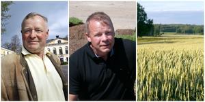 """Jan Fimmerstad och Per Fimmerstad förlorar 175 hektar åkermark i Taxinge, mark som familjen har brukat i mer än 40 år. """"Jag måste prata mer med mina klienter innan jag vet hur vi går vidare"""", säger deras advokat."""
