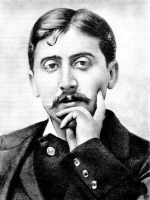 Marcel Proust 1895. Foto: Otto Wegener
