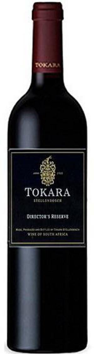 Tokara Director's Reserve 2013.