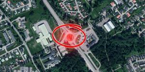 De påstådda brotten ska ha upptäckts vid Gyllerondellen i Borlänge.