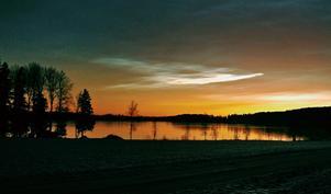 Hosjön i Falun. Foto: Anders Högosta