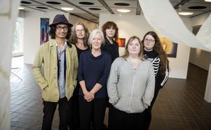 Treorna: Ehkaw Bathein, Anna-Karin Lundmark, Barbro Hårding, Ulrika Bjöörn, Ann-Sofie Åkerlund, Anna Hansson. Philip Alexander Vasdékis saknas på bilden.
