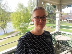 Therese Johansson kan konstatera att föreningen  avvecklas efter att de nya ägarna tar över fastigheten.