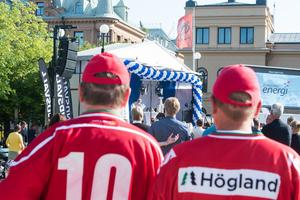Stanley Cup-bucklan i sikte.
