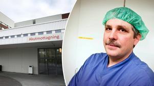 Akuten vid Sundsvalls sjukhus har på ett år tappat nära hälften av sina fast anställda sjuksköterskor.