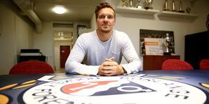 Gabriel Karlsson har varit Borlänge Hockeys sportchef i snart ett halvår.