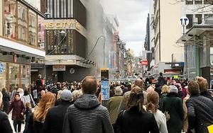 Det har gått ett år sedan dådet på Drottninggatan i Stockholm. Foto: Malin Slagbrand