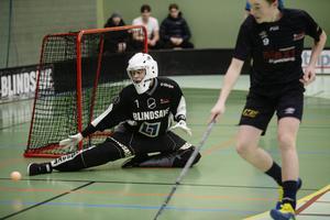 IBK Härnösands målvakt Wille Svedin.