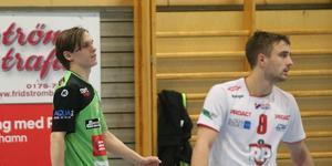 Simon Axelsson blev matchens syndabock mot Linköping.