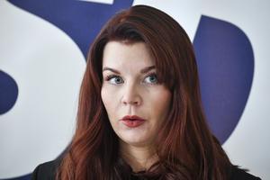Louise Erixon är kommunalråd (SD) i Sölvesborg. Arkivbild