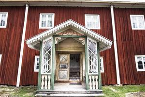 Kommunen och Länsmuseet Gävleborg är oroliga över att vindkraftparken kan komma att synas för mycket från världsarvsgården i Fågelsjö.
