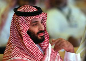 Saudiarabiens kronprins Mohammed bin Salman. Foto: Amr Nabil/AP Photo