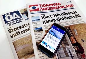 Siffrorna för de digitala prenumerationerna pekar uppåt och för papperstidningarna har upplagetappet planat ut ordentligt under vintern och våren.