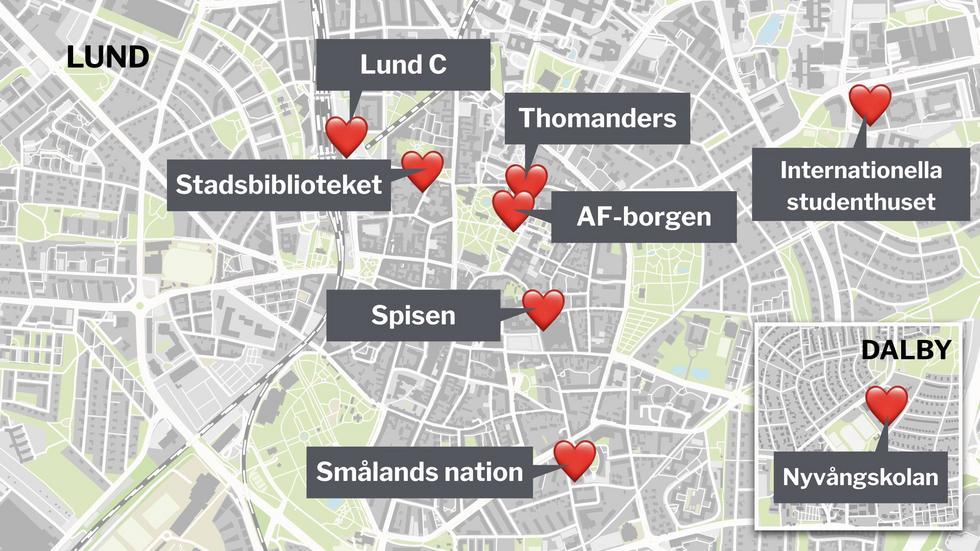 Dejta kvinnor i Lund – Sök bland tusentals kvinnor i Lund som vill börja dejta