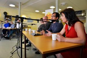 Fáten Nilsson är det enda toppnamnet på partiernas kommunlistor i Sundsvall som har invandrarbakgrund.