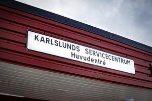 Karlslunds äldreboende i Bollnäs.