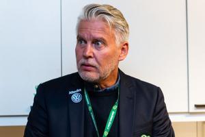J-Södras ordförande Mats Tidstrand.