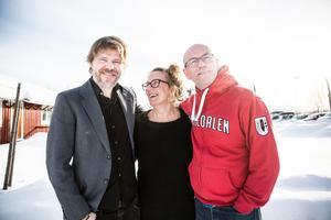 Dunderklumpen sätts upp i Döda fallet i sommar. Karl Seldahl regisserar, Kajsa Linderholm skådespelar och projektleder, Thomas Hedengran spelar huvudrollen Dunderklumpen.