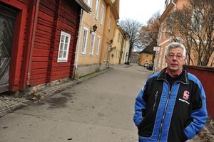 Skötten Johansson, Säterprofil på jakt efter gamla priser.