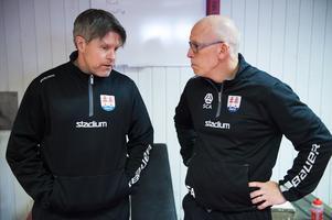 Ante Karlsson och Fredrik Andersson.