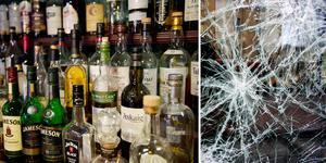 I anmälan framkommer inte hur stor volym eller vilken alkohol som har stulits. Bilden är en genrebild.