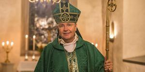 Biskop Johan Dalman är ordförande för domkapitlet i Strängnäs stift, vars beslut nu underkänns.