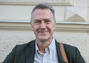 Stephan Fickler, 55 år, byggnadsantikvarie, Stockholm.