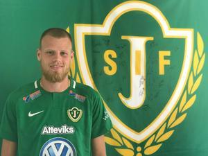 22-årige Elias Gustafson anländer från division 1-klubben Lindome GIF.
