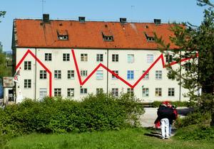 I dag hörs det åter igen barnröster på Boda Borg. Den populära äventyrsanläggningen har många besökare.