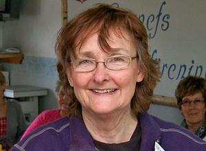 – Vi behöver rekrytera fler till FRG-gruppen, berättar Ann-Kristin Herrmann.
