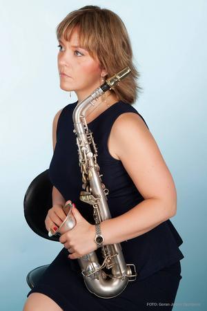 Amanda Sedgwick kommer tillsammans med Georgie Fame och Claes Crona Trio till Gamla Teatern i november.