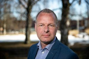 Johan Thomasson (M) ser positivt på utvecklingen.