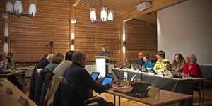 Insändarskribenten är bekymrad över hur valet av justerare gick till på kommunfullmäktige den 16 december.