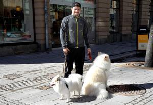 Jesper Dahlroth får efter beskedet från Timrå söka ny klubb.