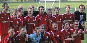 En bild från 2013 i samband med att Ransta IK skickade ut Västerås SK ur länscupen efter seger med 5-3 hemma på Mullevi. Arkivfoto: Niclas Bergvall
