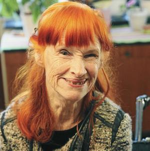 Konstnären Gölin Folkesson, Hudiksvall, har avlidit i en ålder av 80 år.