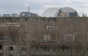 Tjernbobyl 2016. Bild: Efrem Lukatsky/TT
