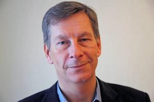 Anders Johansson, 53, kommundirektör i Bollnäs, pekas ut som ny kommundirektör i Falun.