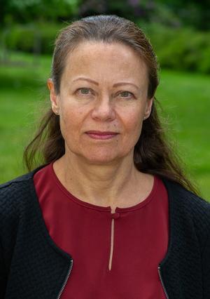 Gill Kullberg, verksamhetschef vid kvinnokliniken, står fast vid uppfattningen att ett neonatalteam på plats dygnet runt är en förutsättning för att garantera säkerheten för svårt sjuka barn. Pressfoto Region Örebro län