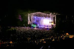 2018. Totalt, under de tre dagarna, var cirka 40 000 besökare på plats på Peace & Love förra året.
