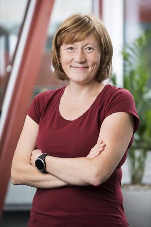 Kristina Liljestrand är projektledare för Resvinn och forskare på Chalmers Industriteknik. Foto: Emmy Jonsson/Chalmers.