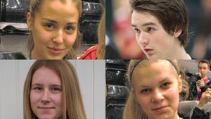 Fyra spelare med Per-Ols som moderklubb är på SM i Helsingborg.