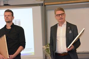 Ett hederspris delades ut för arbetet med Fursten Norra 3 på Östra Storgatan i Jönköping. Beställare är Blue Wall construction AB och arkitekt är Enter arkitektur.