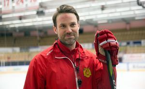 Eric Johansson är tillbaka i Mora, som ungdomstränare.